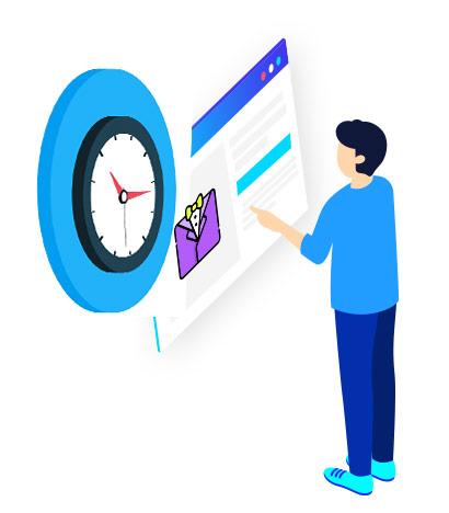 time based custom audience