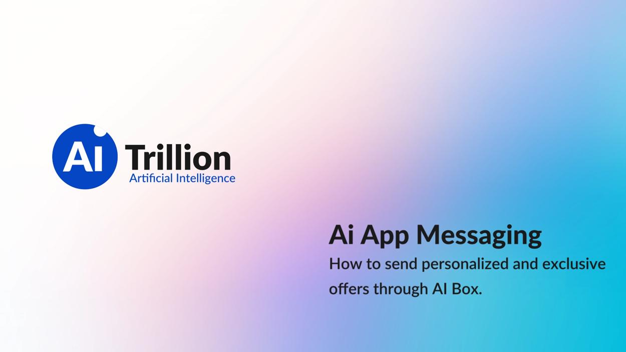 Ai App Messaging - Explainer Video