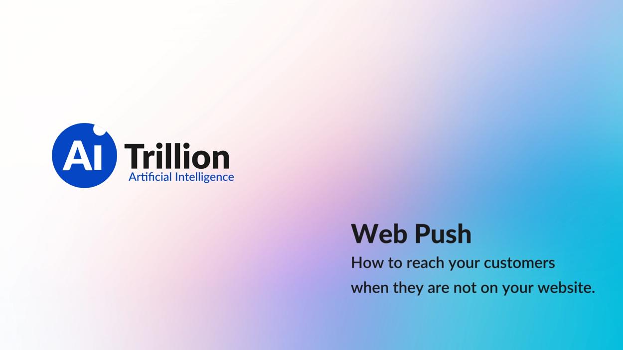 Web Push - Explainer Video