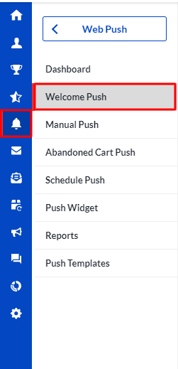 welcome-push