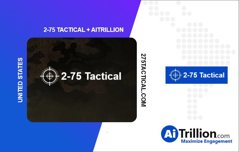 AiTrillion + 2-75 Tactical