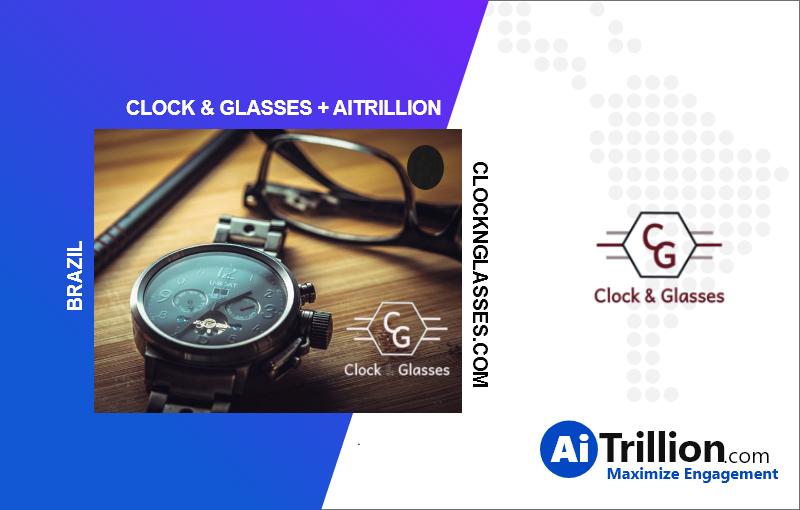 AiTrilllion + Clock & Glasses