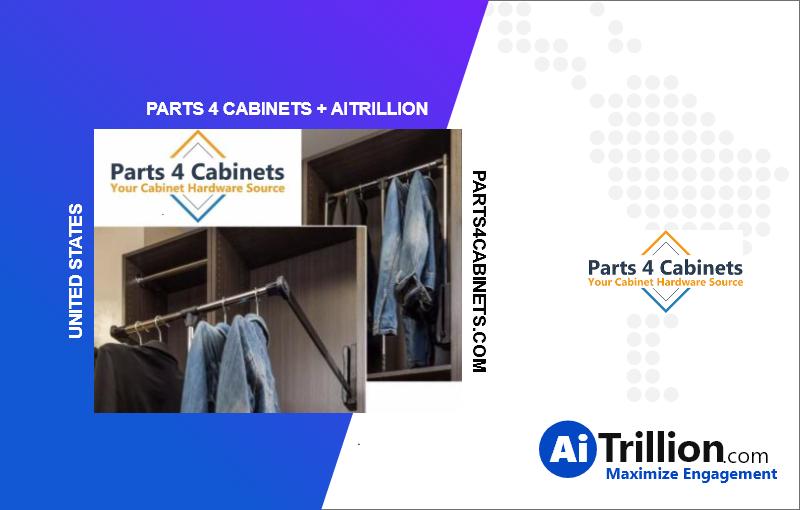 AiTrillion + Parts4 Cabinets