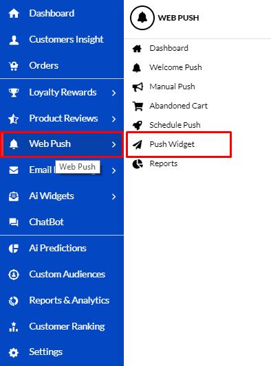 push-widget-a