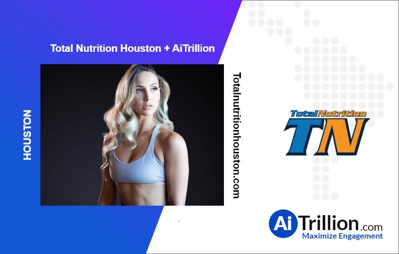 Total Nutrition, shopify store, AiTrillion.