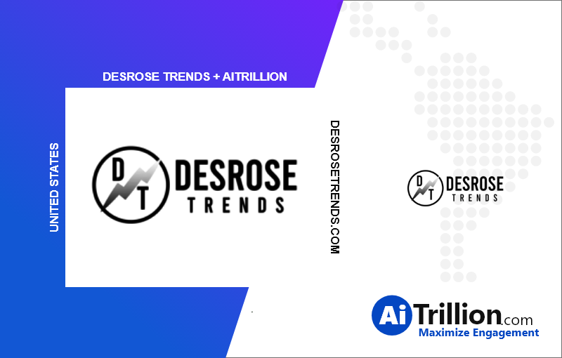 Desrose onboard with AiTrillion