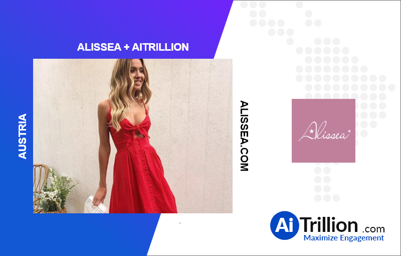 Alissea onboard with AiTrillion