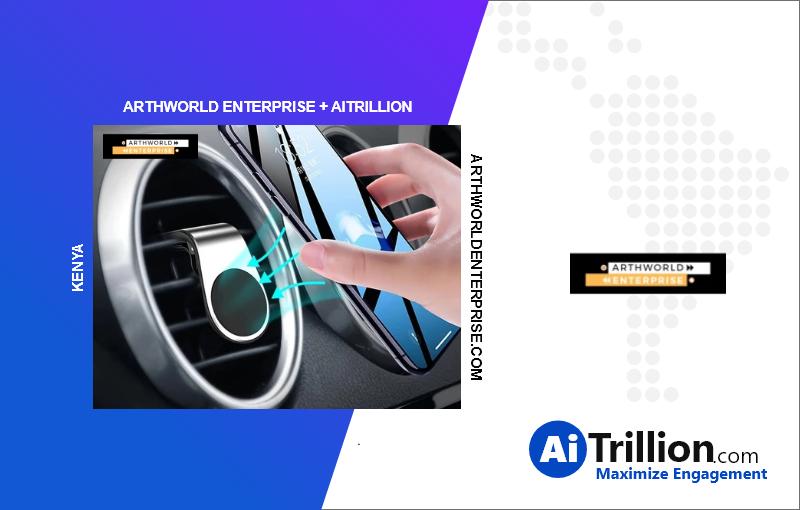 Arthworld onboard with AiTrillion.