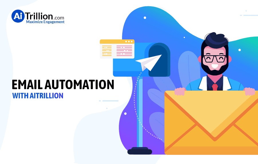 email automation with aitrillion