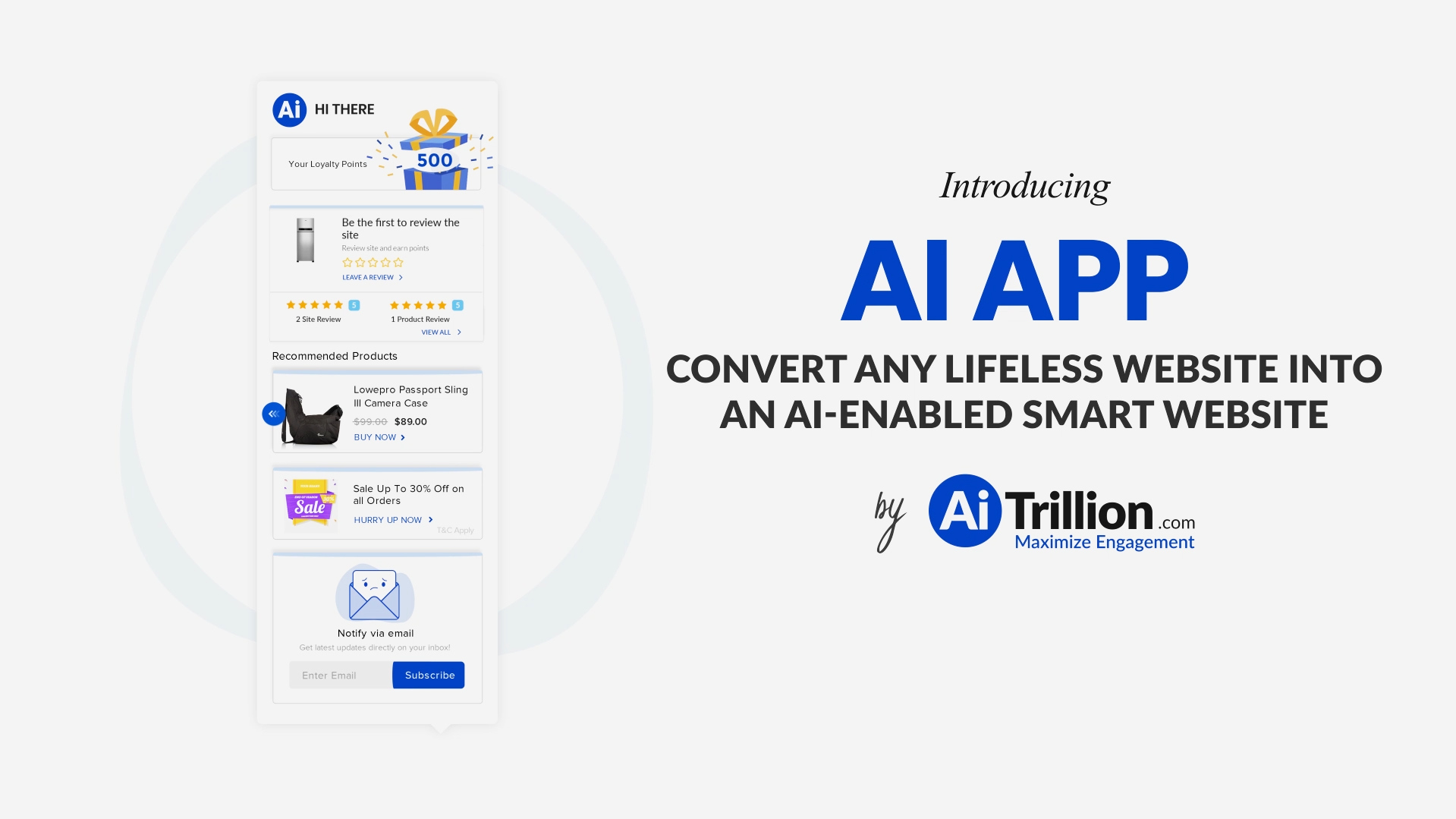 Introducing Ai Box By AiTrillion