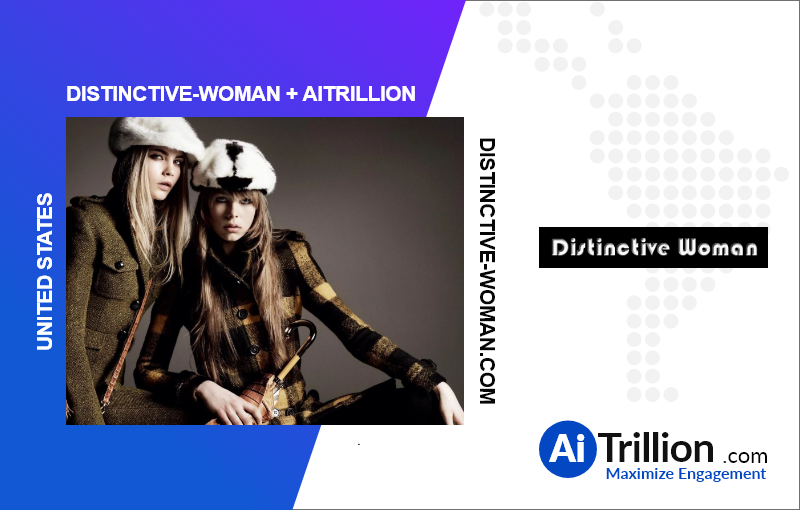 Distinctive woman is onboard with AiTrillion