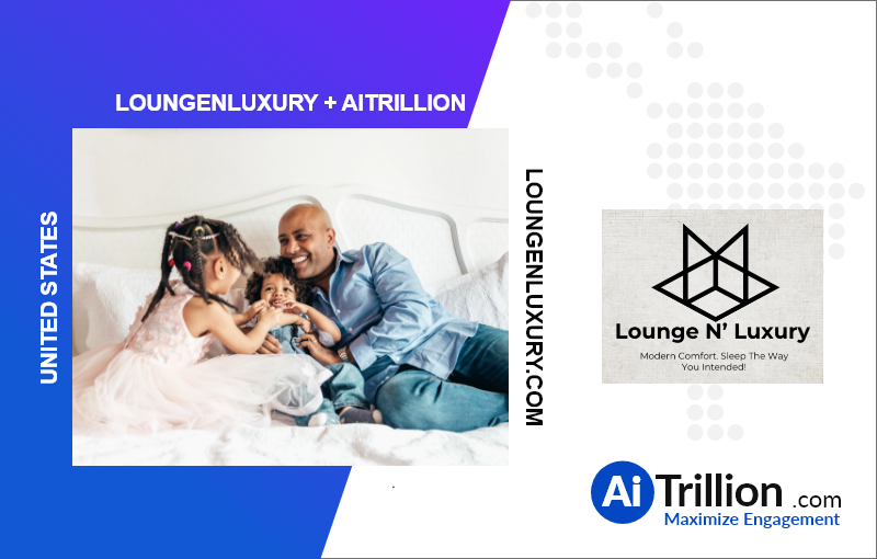 Lounge N' Luxury onboard with AiTrillion