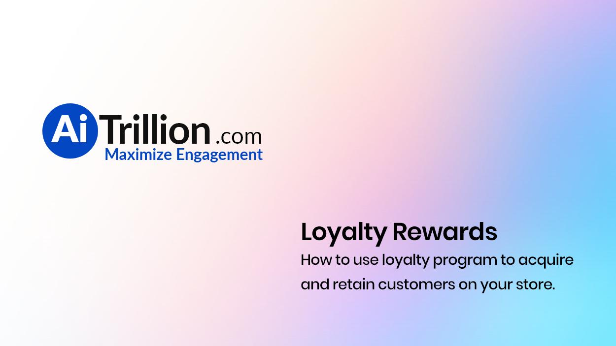 Loyalty Rewards - Explainer Video