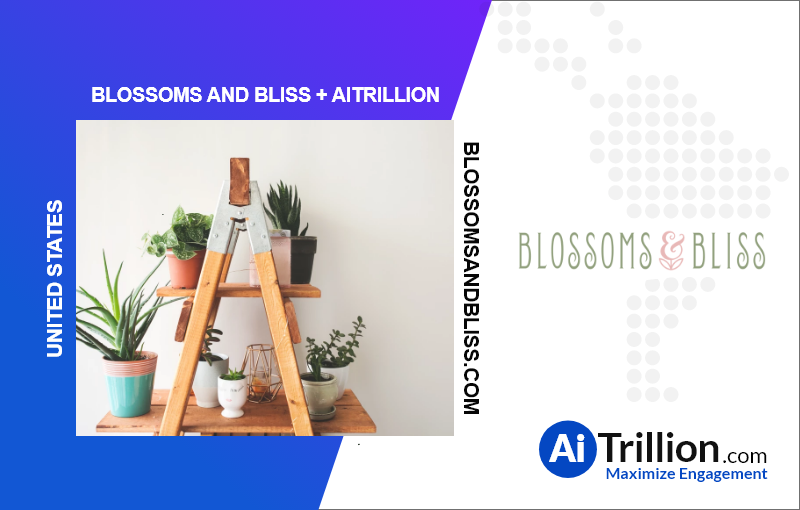 Blossom & Bliss onboard with AiTrillion