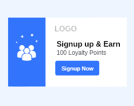 loyalty signup