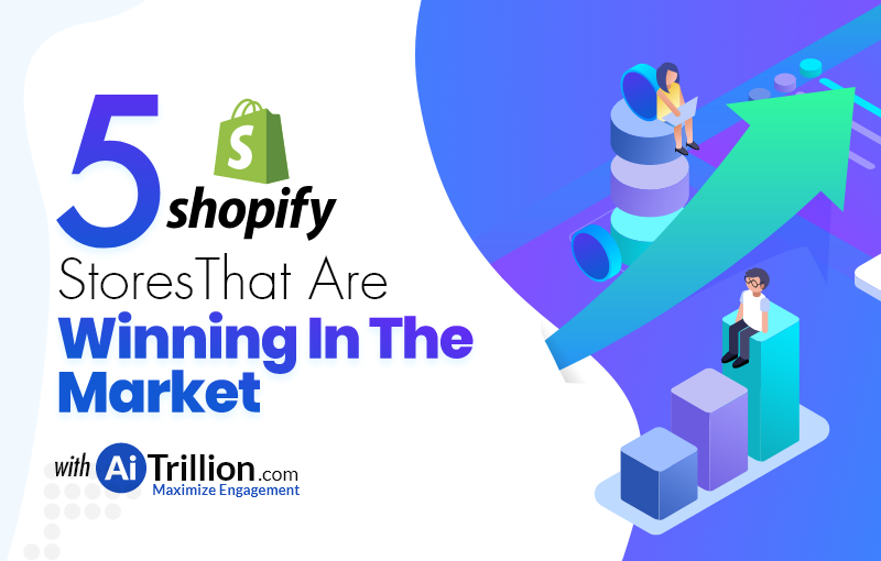 5 Shopify stores