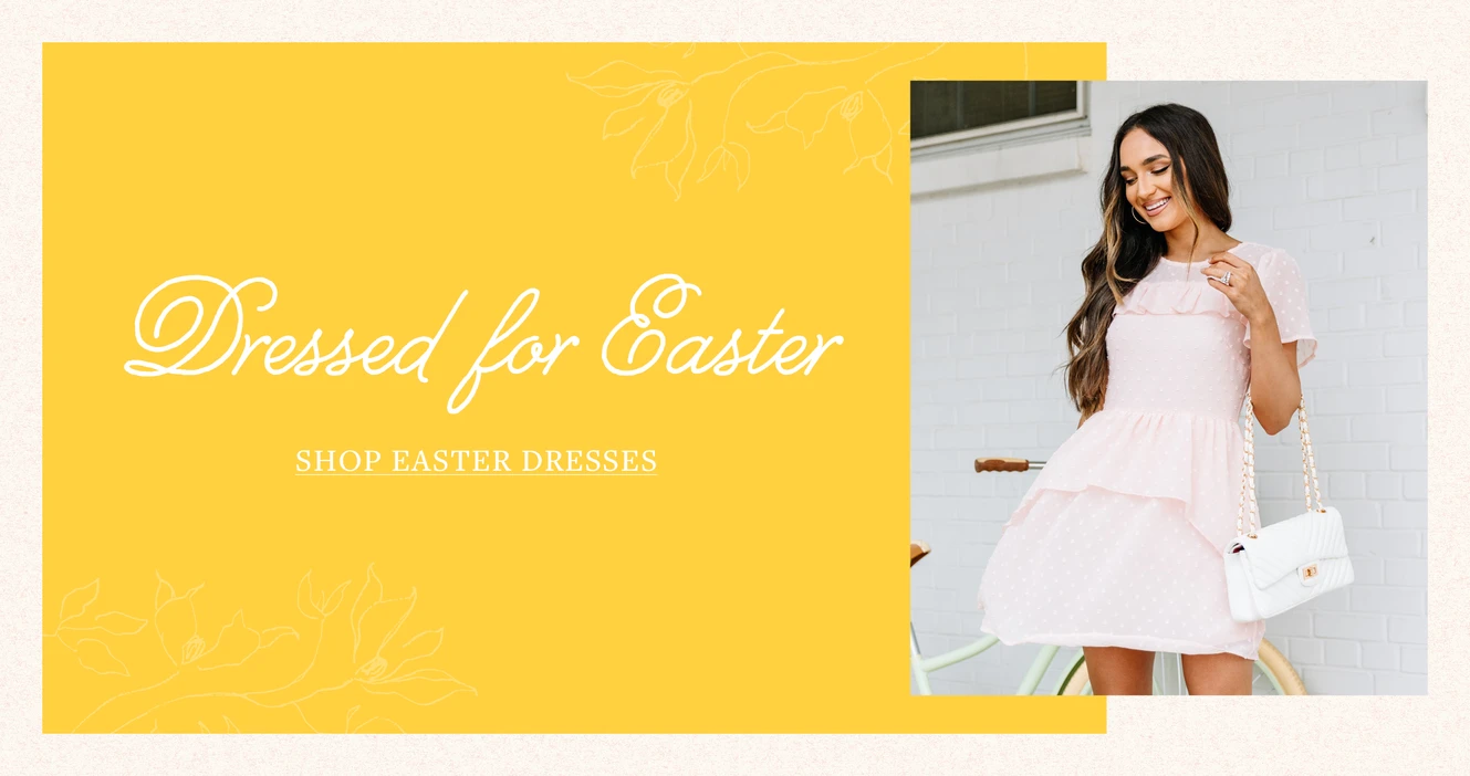 Easter special dress