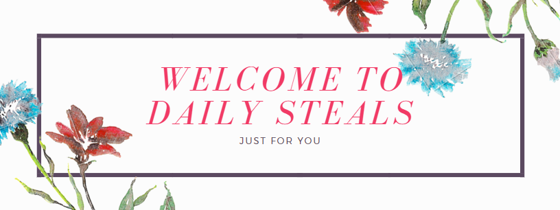 welcome to dailysteals