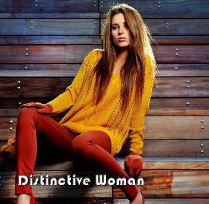 Distinctive Woman