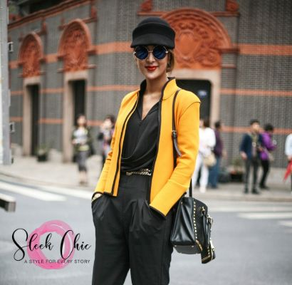 Sleek Chic-A style for every story