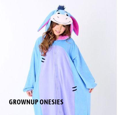 GrownUp Onesies