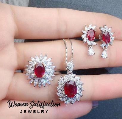 Women Satisfaction Jewelry