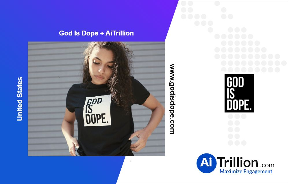 god is dope and aitrillion