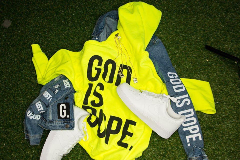 god is dope set