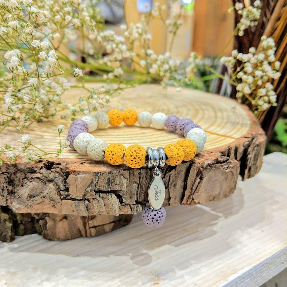 Lava Diffuser Bracelets