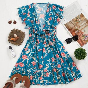 Floral YamyDress