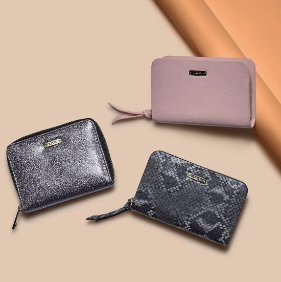 pastel wallets
