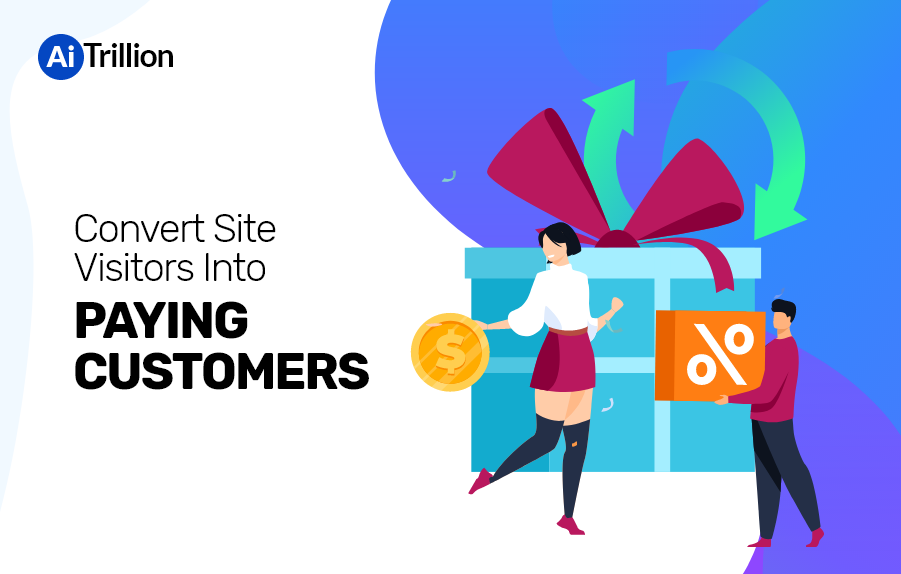 Convert Site Visitors