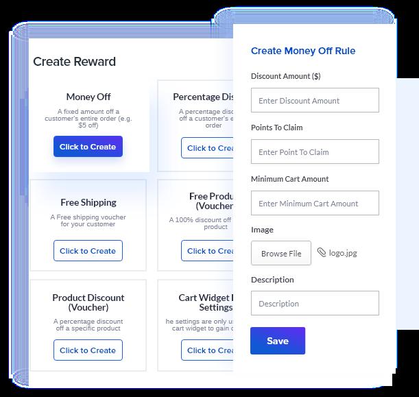 Shopify Loyalty Reward Points