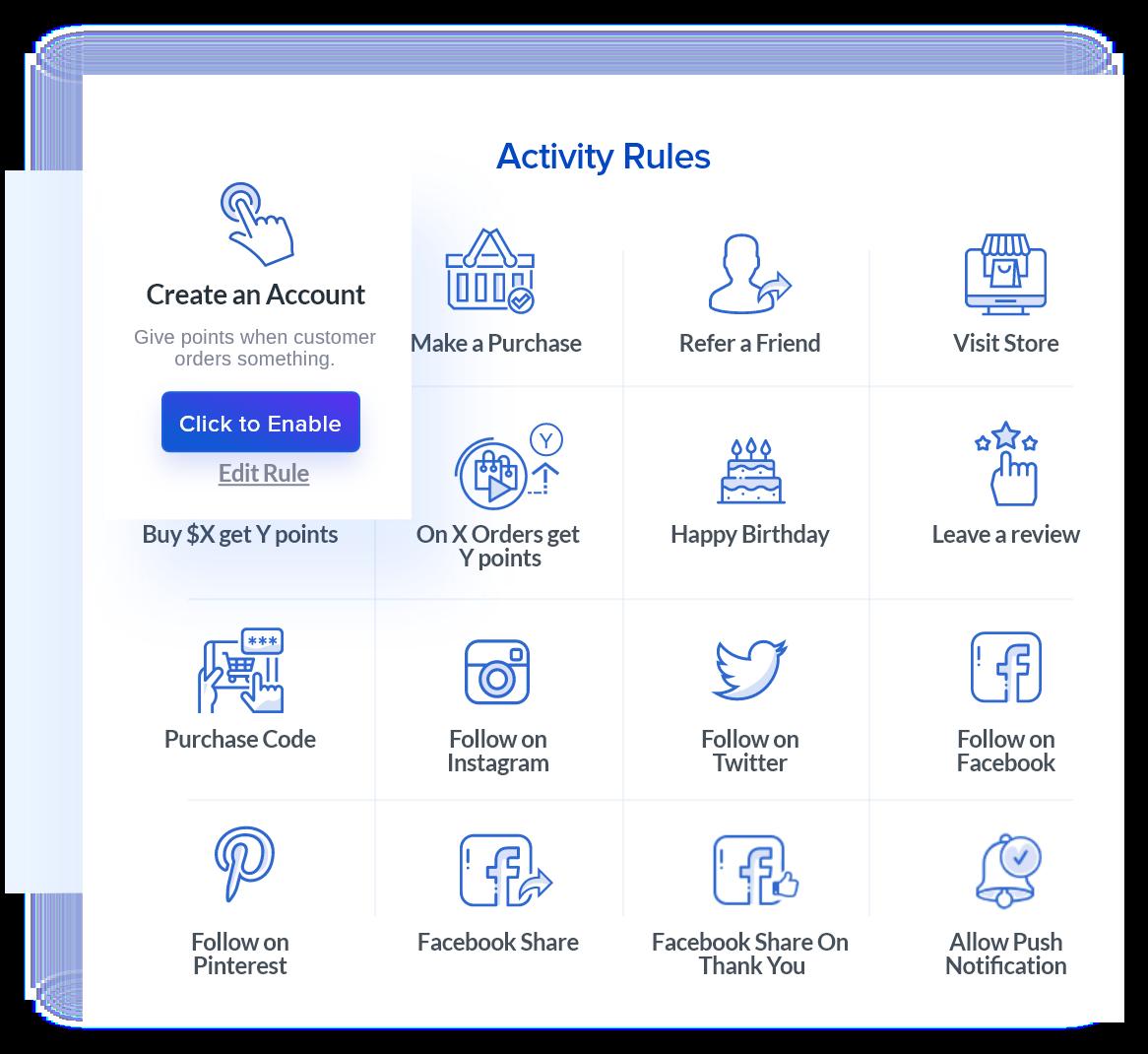Shopify Loyalty Reward Program