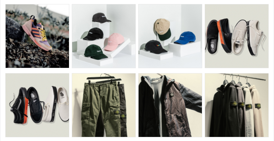 features collection