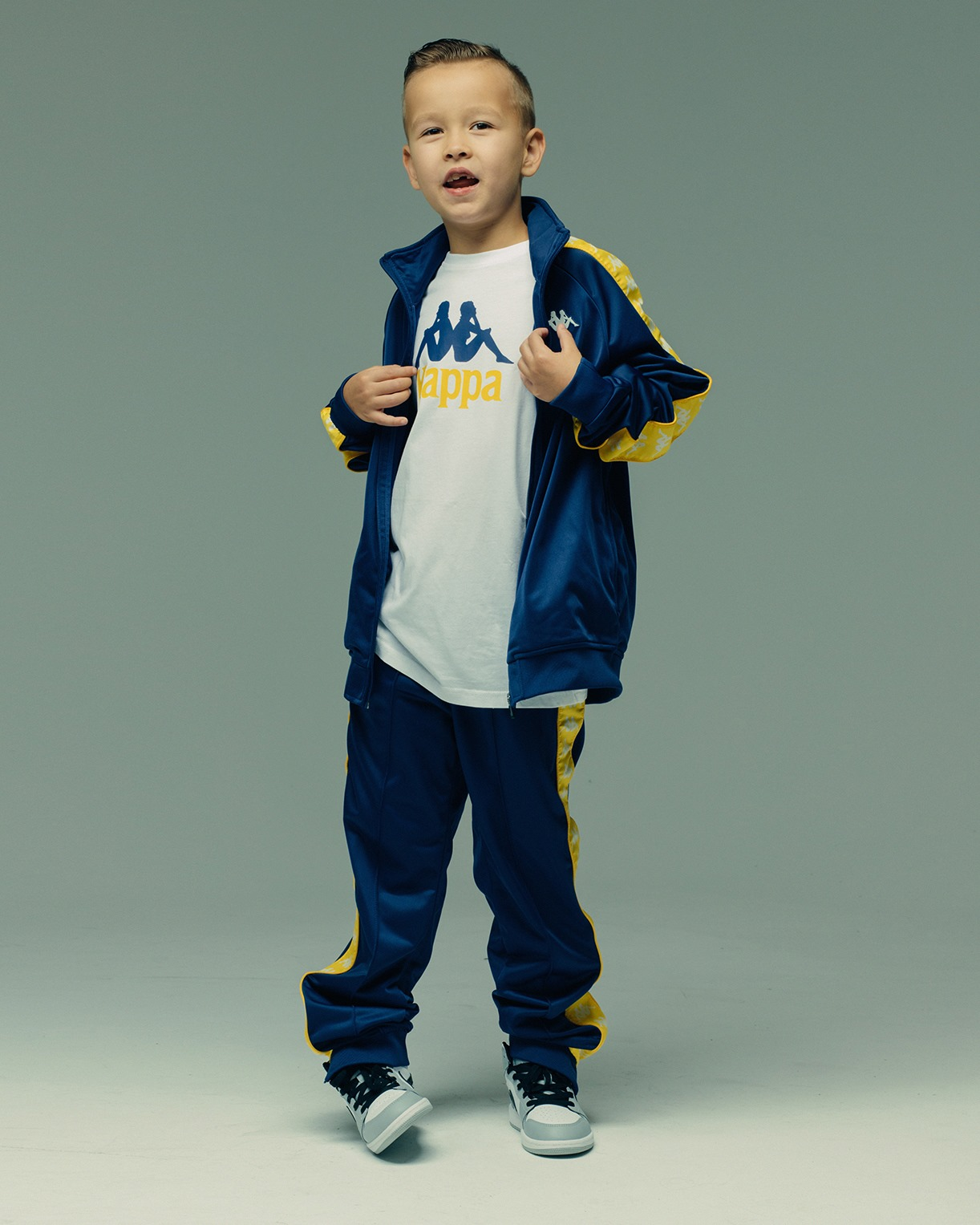 kid clothing collection