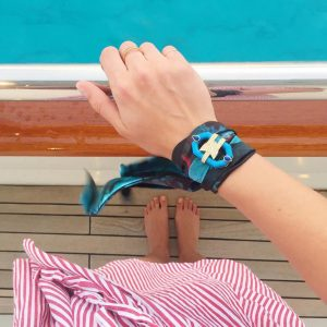 WRIST WRAP by budha girl