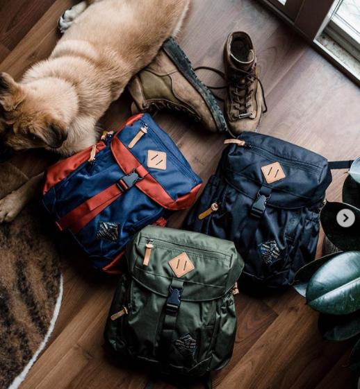 backpack by unitedbyblue