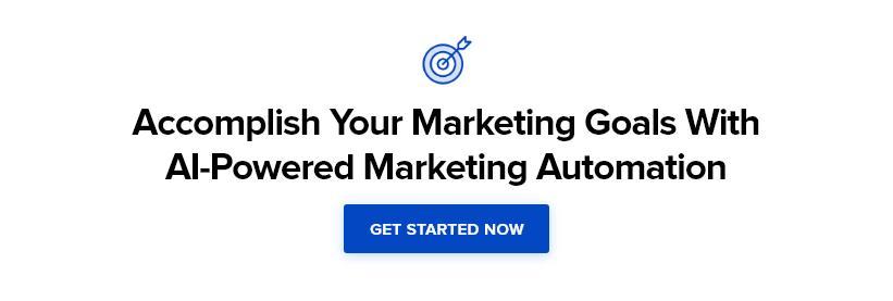 Marketing automation tool