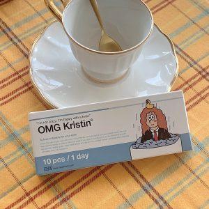 Bomg Kristin - gray