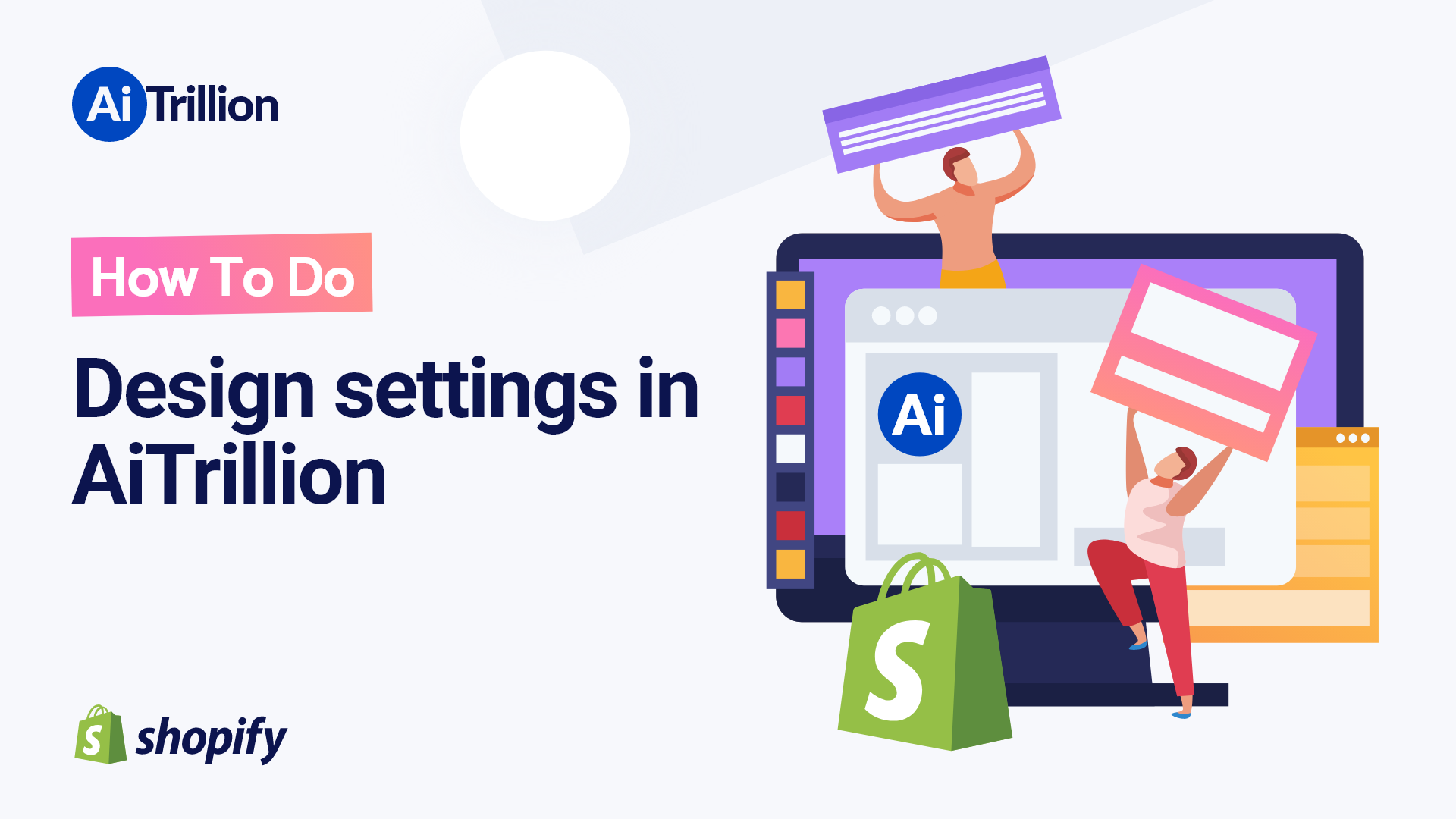 How To Do Design settings in AiTrillion