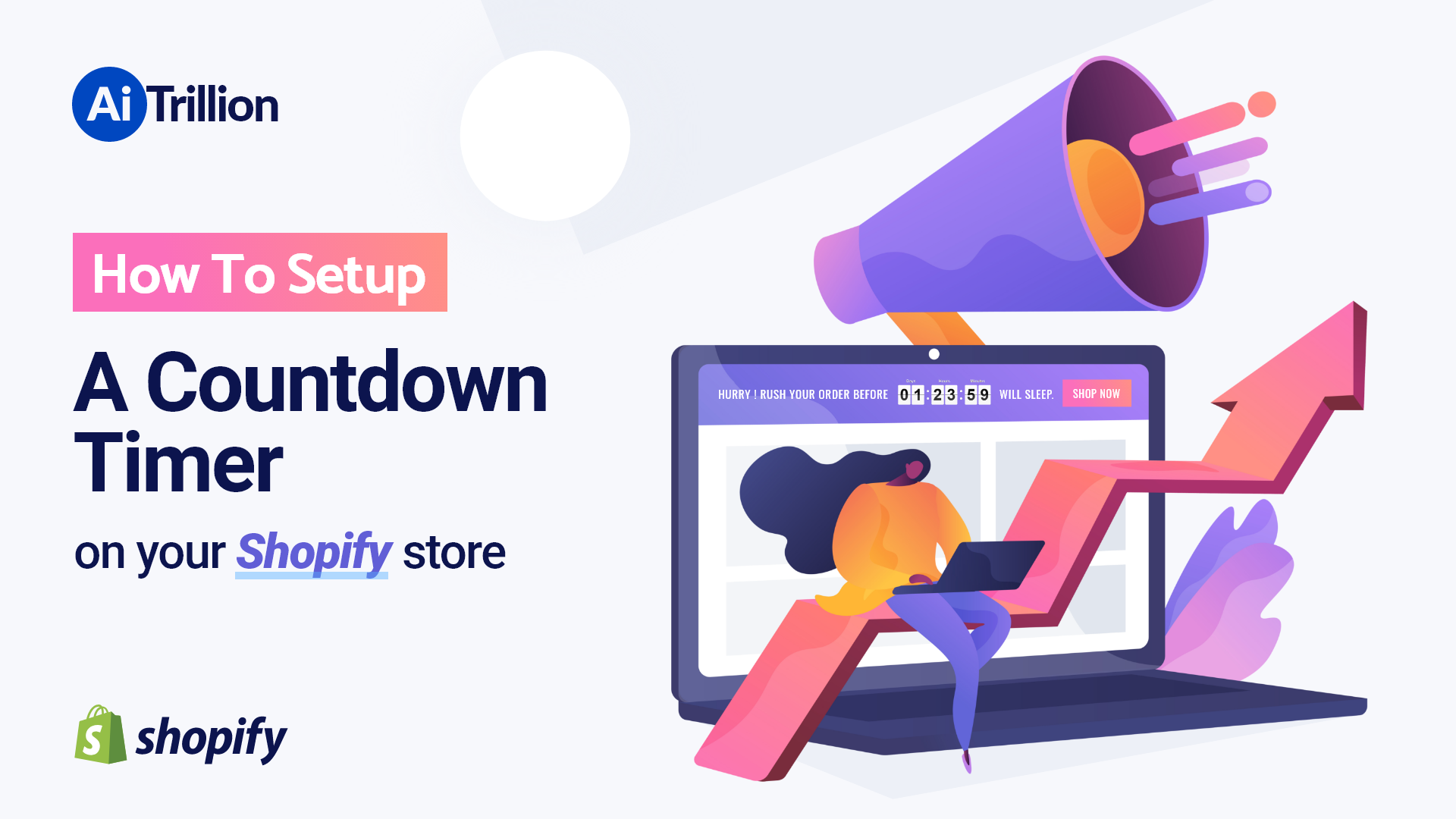How To Setup A Countdown Timer on your Shopify
