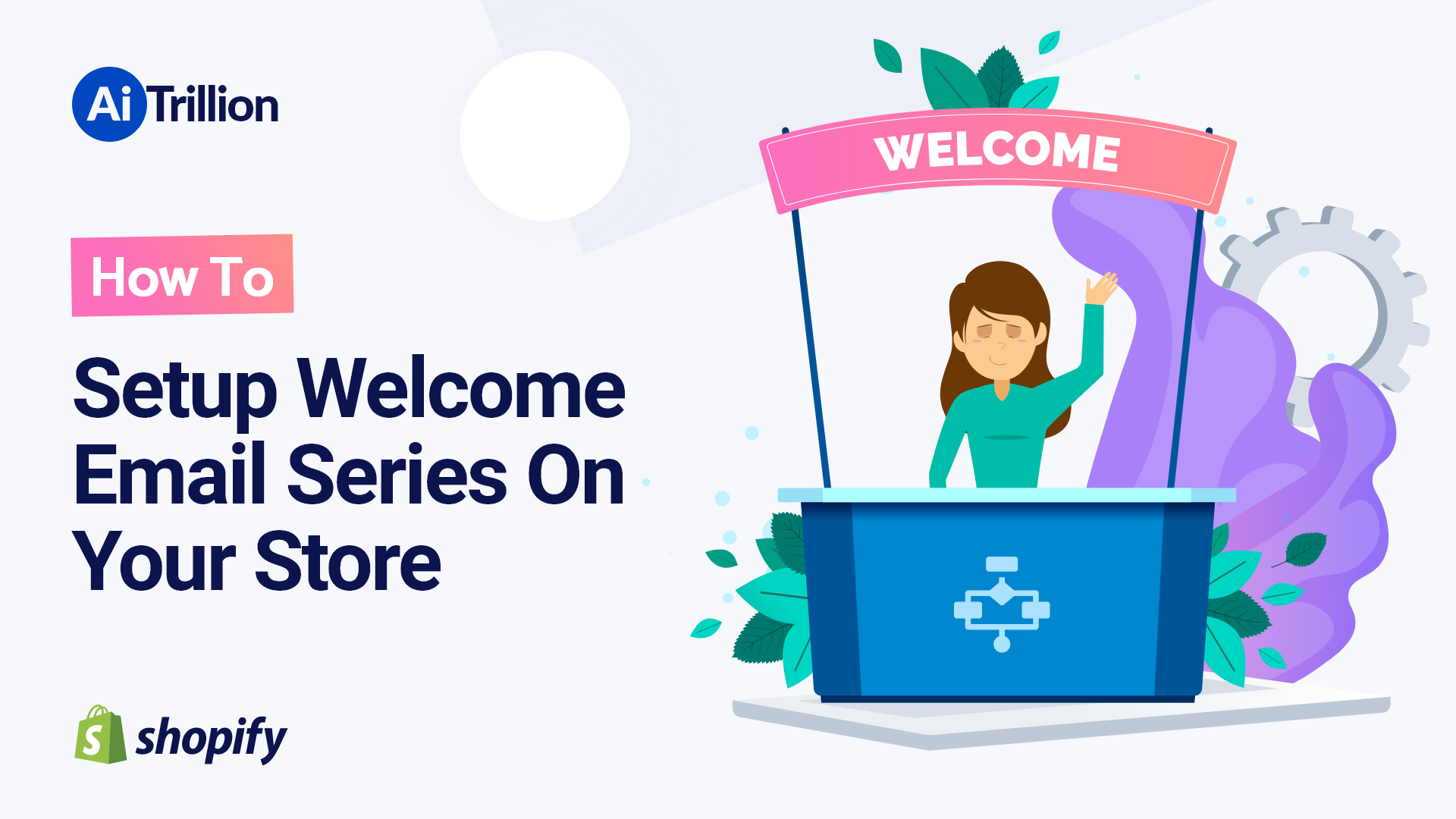 How To Setup Welcome Email Series On Your Store
