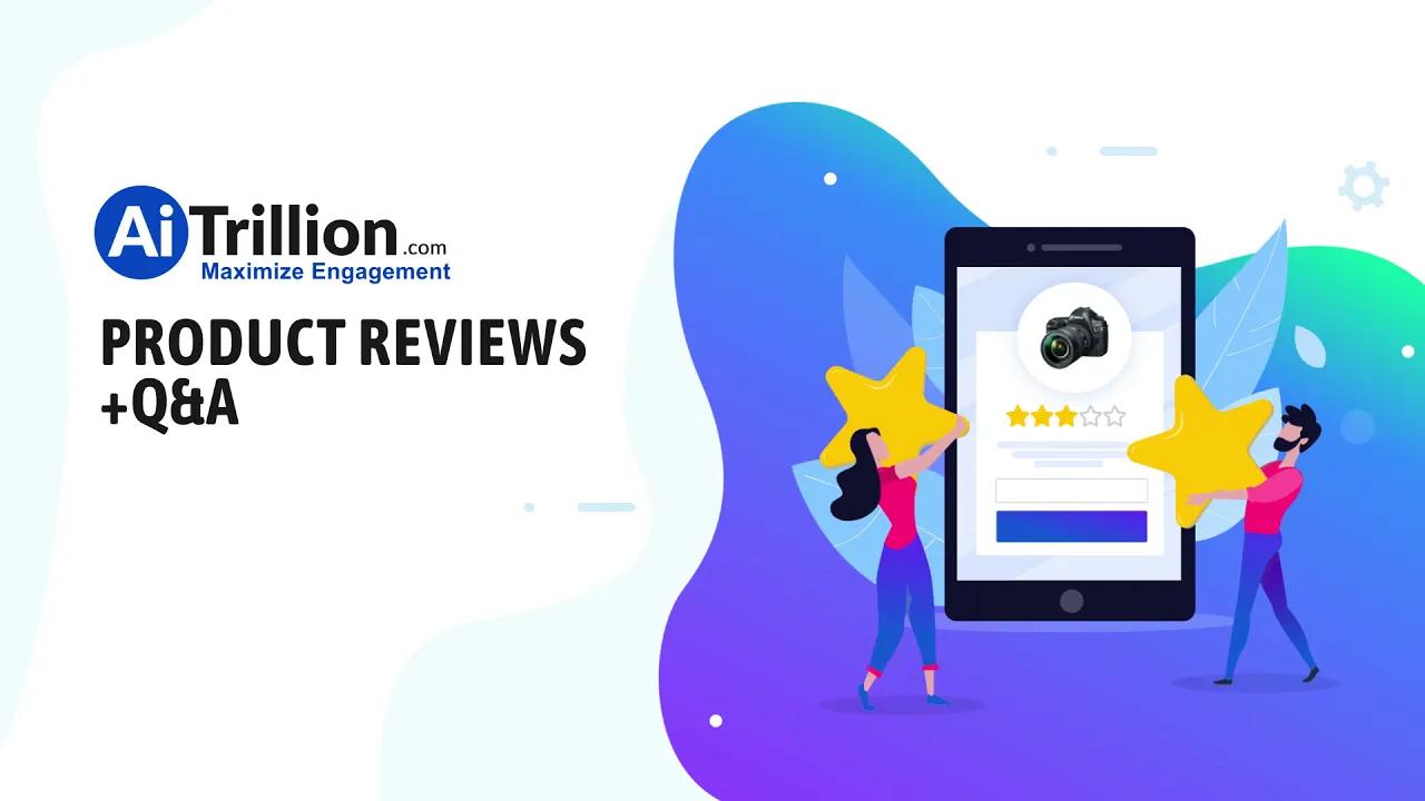 eCommerce Product Reviews + Q&A AiTrillion