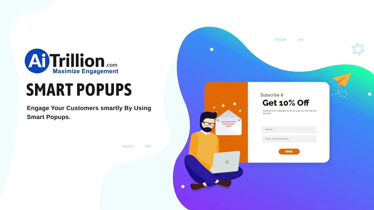 eCommerce Smart Popups AiTrillion