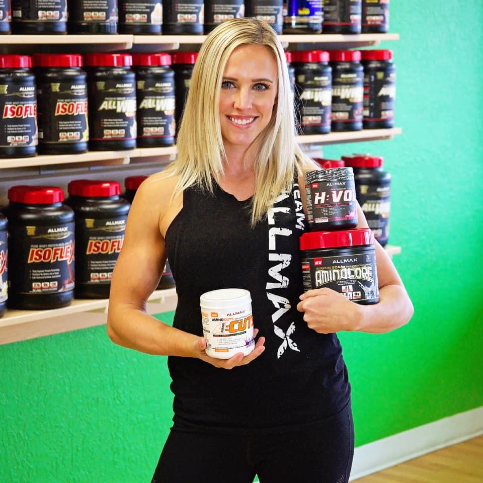 online store of food supplement