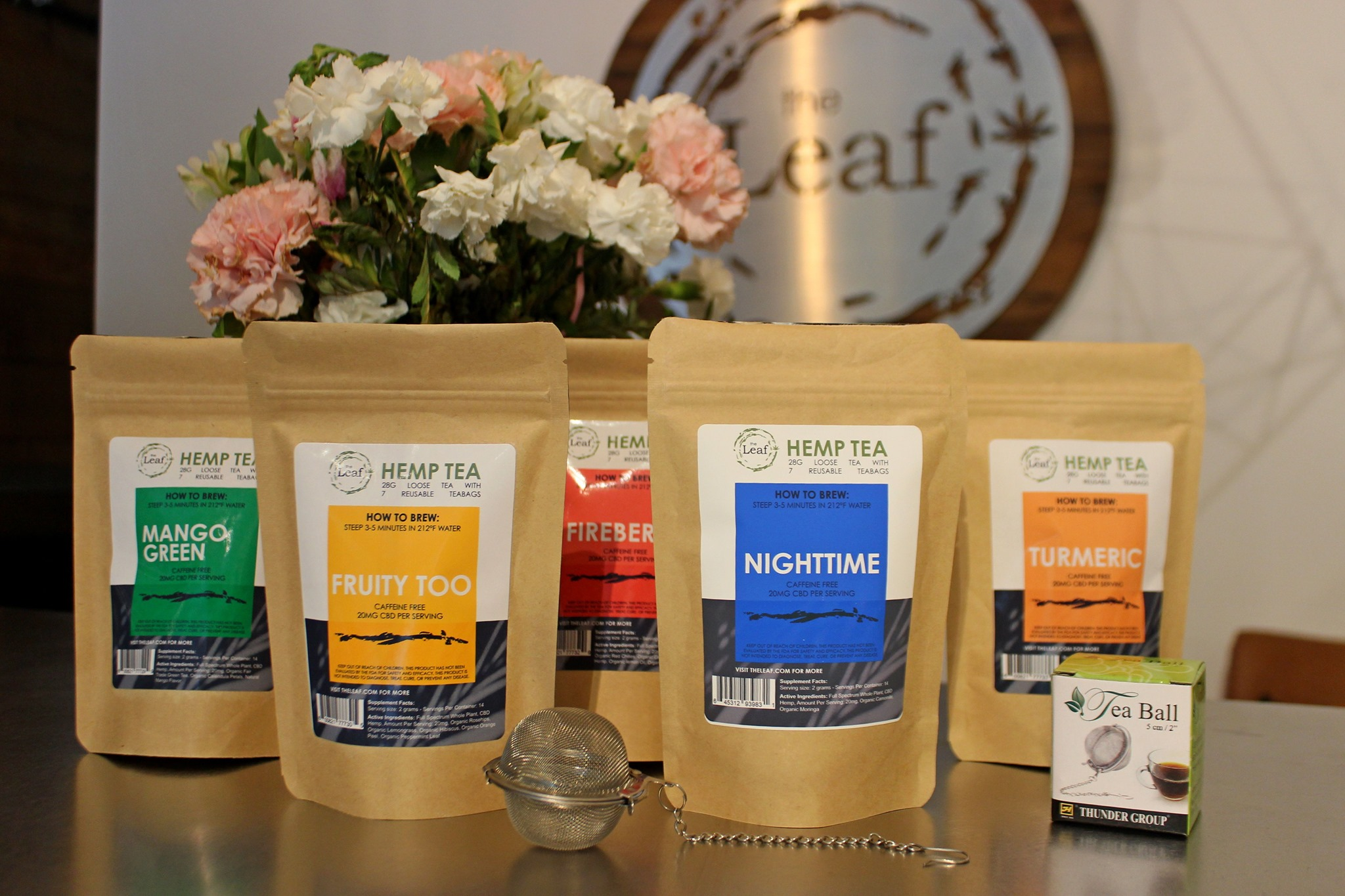 online store for herbal tea