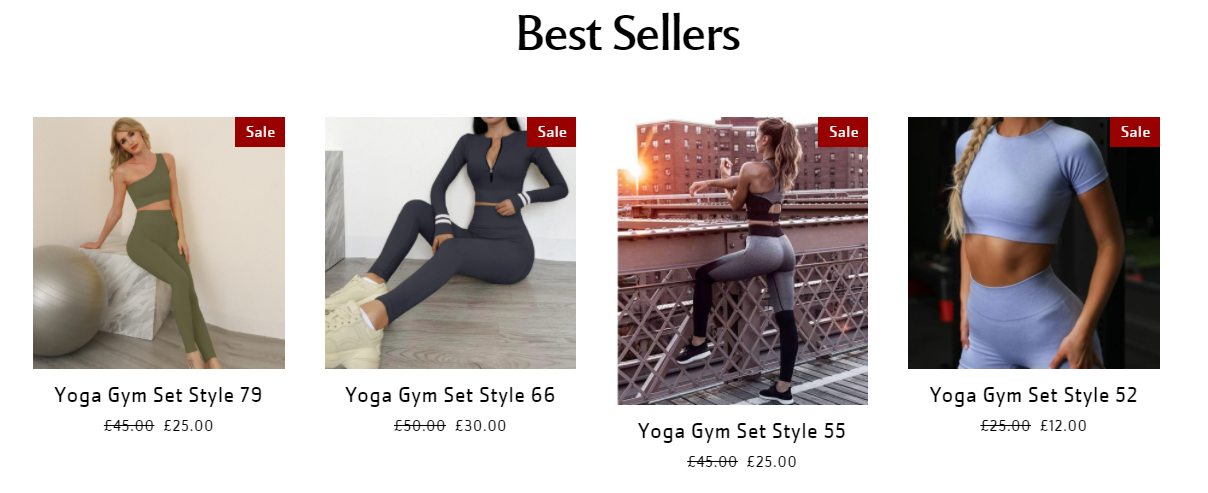 Best seller products