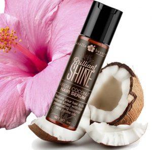 coconut oil serum