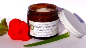 Face cream for glowing skin